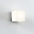 Настенный светильник с защитой от влаги Astro Lighting Cube 1140001 Полированный Хром