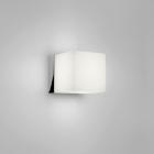 Настенный светодиодный светильник с защитой от влаги Astro Lighting Cube LED 1140002 Полированный Хром
