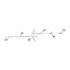 Светильник настенный спот Ideal Lux Alfa 122748 модерн, белый матовый, металл