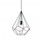 Люстра подвесная Ideal Lux Ampolla 167367 лофт, медный, металл