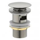 Донный клапан с переливом Imprese Brenta Pop-up ZMK081906500 никель