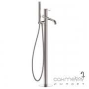 Смеситель для ванны напольный Imprese Brenta ZMK081906060 никель