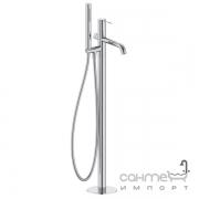 Смеситель для ванны напольный Imprese Brenta ZMK071901060 хром