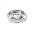 Светильник точечный встраиваемый Ideal Lux Blues 083254 модерн, прозрачный, металл