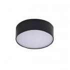 Светильник потолочный Azzardo Monza II R 17 3000K LED 18W AZ3790 черный