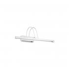 Подсветка картин Ideal Lux Bow 137605 модерн, белый