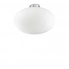 Светильник потолочный Ideal Lux Candy 086781 модерн, окисленное стекло