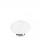 Настольная лампа Ideal Lux Candy 086804 минимализм, окисленное стекло