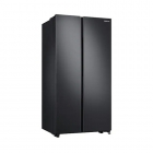 Холодильник Side-By-Side Samsung RS61R5041B4UA матовый черный
