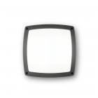 Светильник потолочный Ideal Lux Cometa 082240 модерн, алюминий, антрацит