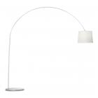 Торшер Ideal Lux Dorsale 012605 белый