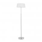 Торшер Ideal Lux Isa 018546 классика, белый, хром