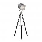 Торшер-прожектор Ideal Lux Kraken 105659 лофт, хром, черный, стекло, металл