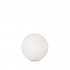 Торшер декоративный шар влагостойкий Ideal Lux Doris 214009 гранитный