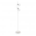Торшер Ideal Lux Radio 119458 минимализм, белый, металл