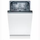 Встраиваемая посудомоечная машина на 9 комплектов посуды Bosch SPV2IKX10E