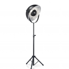Торшер Ideal Lux Stage 132785 лофт, черный, серебристый