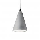 Люстра подвесная Ideal Lux Oil-2 110424 индустриальный, серый, цемент