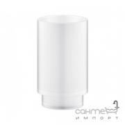 Стакан для зубных щеток без держателя Grohe Selection 41029000 матовое стекло