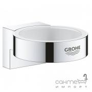 Держатель для стакана/дозатора жидкого мыла Grohe Selection 41027000 хром