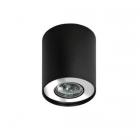 Точечный светильник Azzardo Neos 1 AZ0708 черный, хром