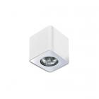 Точечный светильник Azzardo Nino 1 AZ0598 белый, алюминий