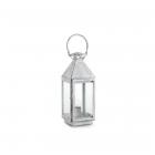 Настольная лампа Ideal Lux Mermaid 166742 лофт, прозрачный, античный белый