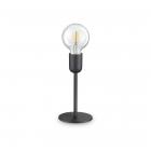 Настольная лампа Ideal Lux Microphone 232485 минимализм, металл, черный