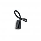 Настенный светильник с гибкой ножкой Ideal Lux Goose 142692 современный, черный