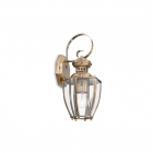 Настенный светильник Ideal Lux Norma 004419 винтаж, бронза, металл
