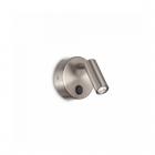 Светильник настенный спот Ideal Lux Page 233673 хай-тек, сатиновый никель, литой алюминий