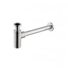 Сифон для раковины Vema Rubinetterie Tiber steel P000459AC005 нержавеющая сталь