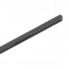 Светильник потолочный Ideal Lux Draft 222776 хай-тек, черный, алюминий