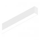 Светильник потолочный Ideal Lux Fluo 192482 хай-тек, белый, алюминий