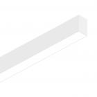 Светильник потолочный Ideal Lux Fluo 192550 хай-тек, белый, алюминий