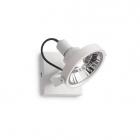 Светильник настенный спот Ideal Lux Glim 200194 хай-тек, белый, металл