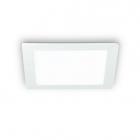 Светильник точечный встраиваемый Ideal Lux Groove 124001 белый