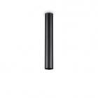 Светильник точечный накладной Ideal Lux Look 233192 черный, алюминий