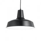 Трековый светильник Ideal Lux Moby Track 231839 современный, черный, металл