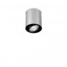 Светильник точечный накладной Ideal Lux Mood 140865 металл, алюминий