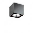 Светильник точечный накладной Ideal Lux Mood 243931 металл, черный
