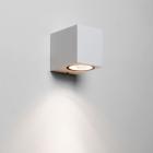 Настенный светильник с защитой от влаги Astro Lighting Chios 80 1310005 Белый Текстурный