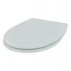 Сидение с крышкой для подвесного унитаза soft-close TECE 9700602 белый