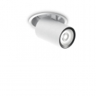 Светильник потолочный спот Ideal Lux Nova 248172 хай-тек, белый, алюминий