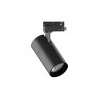 Трековый светильник Ideal Lux Quick 246437 современный, черный, металл