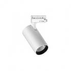Трековый светильник Ideal Lux Quick 249681 современный, белый, металл