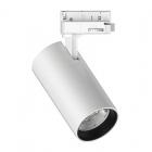Трековый светильник Ideal Lux Quick 222530 современный, белый, металл