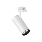 Трековый светильник Ideal Lux Quick 222639 современный, белый, металл