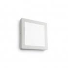 Светильник потолочный Ideal Lux Universal 138640 современный, белый, пластик, металл