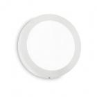 Светильник потолочный Ideal Lux Universal 240367 современный, белый, пластик, металл
